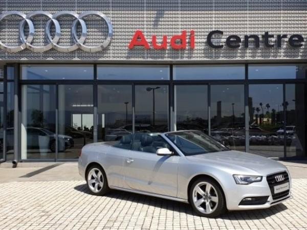 2014 Audi A5 2.0 TFSi Quattro CAB S Tronic Western Cape Century City_0