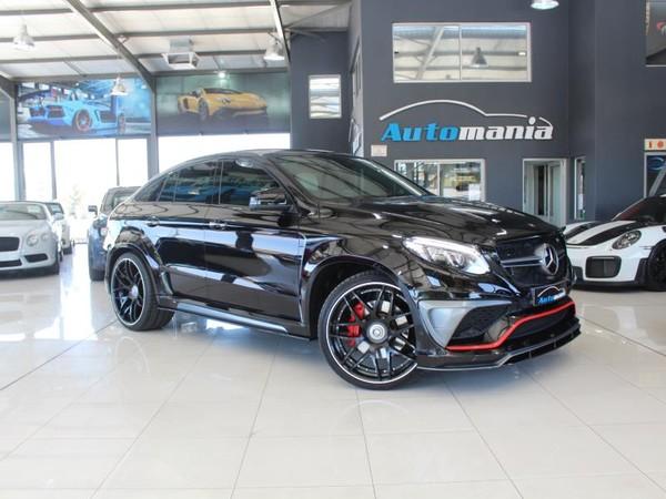 2016 Mercedes-Benz GLE-Class 2016 Mercedes-AMG GLE63 S Coupe Gauteng Kyalami_0
