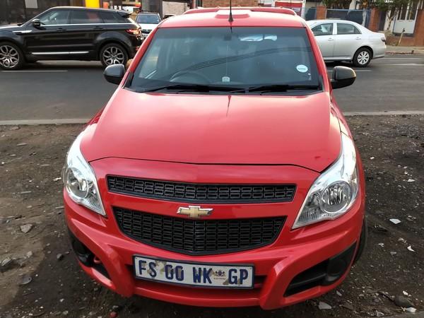 2017 Chevrolet Corsa Utility 1.4 Sport Pu Sc  Gauteng Pretoria_0