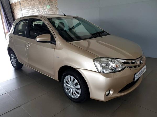 2014 Toyota Etios Cross 1.5 Xs 5Dr Western Cape Somerset West_0