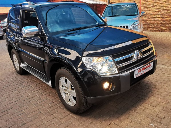 2008 Mitsubishi Pajero 3.8 V6 Gls Swb At  North West Province Brits_0
