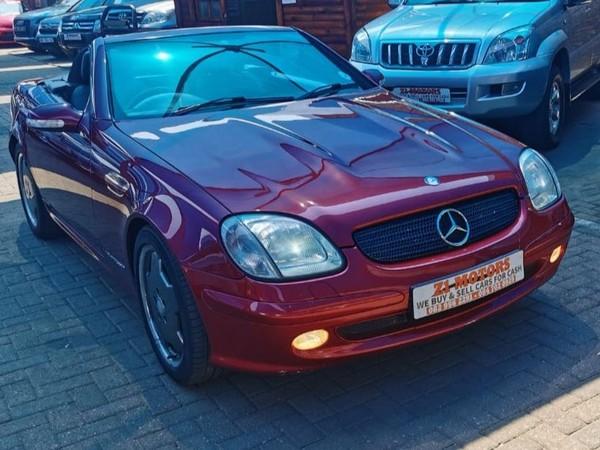 2003 Mercedes-Benz SLK Slk 200 Kompressor At  North West Province Brits_0