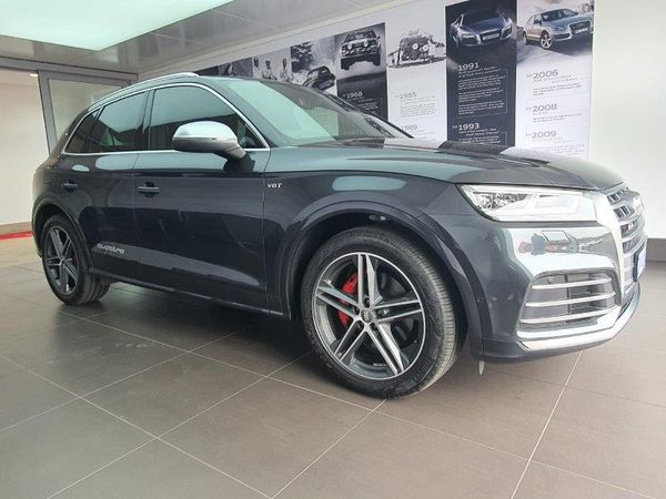 2020 Audi SQ5 3.0 TFSI Quattro Tiptronic Gauteng Centurion_0