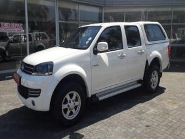 2018 GWM Steed STEED 5E 2.4 XSCAPE Double Cab Bakkie Western Cape Cape Town_0