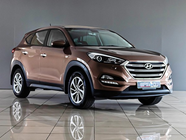 2016 Hyundai Tucson 2.0 Premium Gauteng Nigel_0