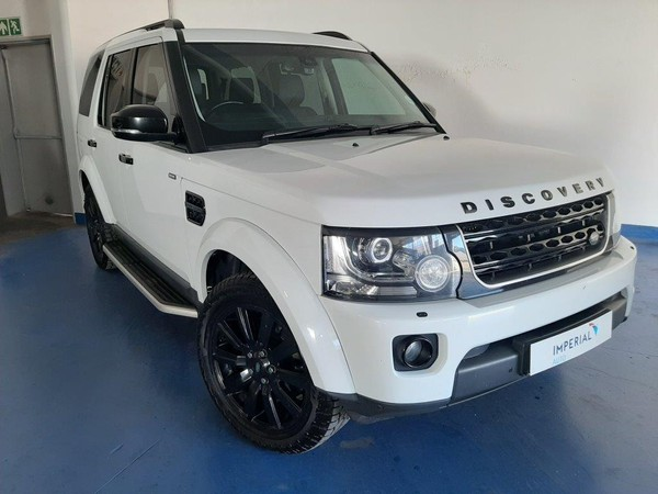 2016 Land Rover Discovery 4 3.0 Tdv6 Se  Free State Bloemfontein_0
