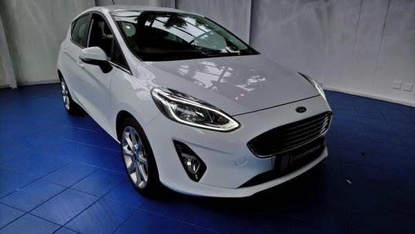 2020 Ford Fiesta 1.0 Ecoboost Titanium Auto 5-door Western Cape Cape Town_0