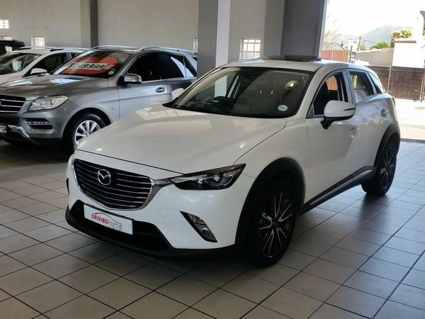 2017 Mazda CX-3 2.0 Individual Auto Western Cape Wynberg_0