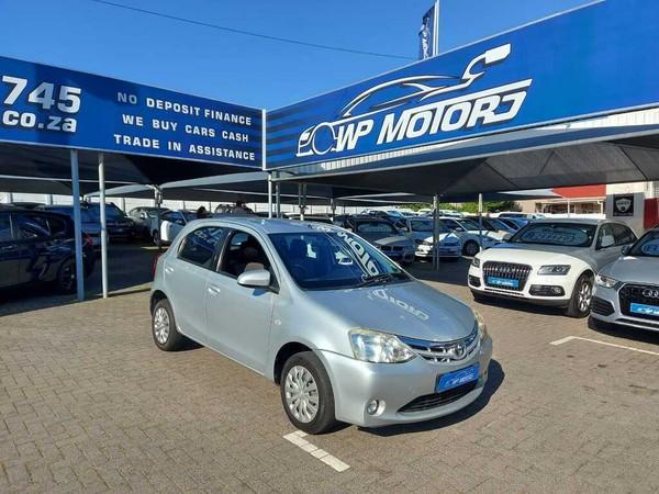 2014 Toyota Etios 1.5 Xs  Western Cape Bellville_0