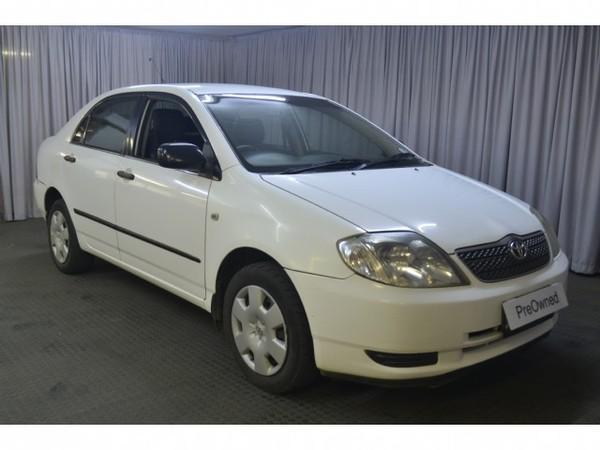 2003 Toyota Corolla 160i Gle  Gauteng Roodepoort_0