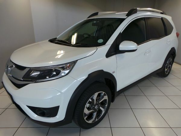 2019 Honda BR-V 1.5 Comfort CVT Gauteng Pretoria_0