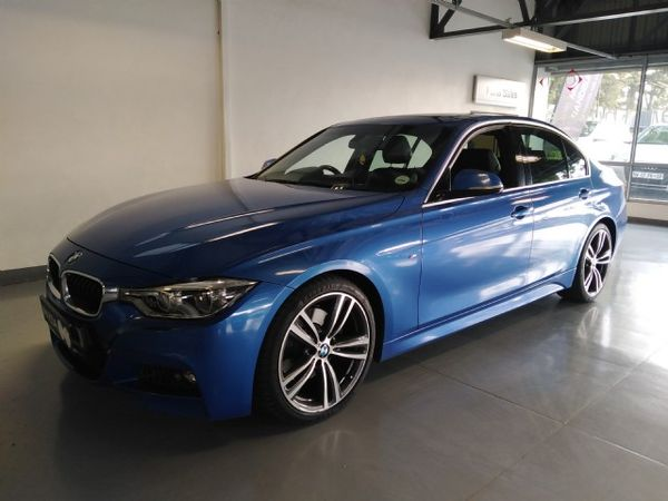 2016 BMW 3 Series 330i Gauteng Randburg_0