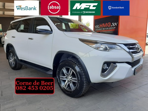 2018 Toyota Fortuner 2.4GD-6 RB North West Province Klerksdorp_0