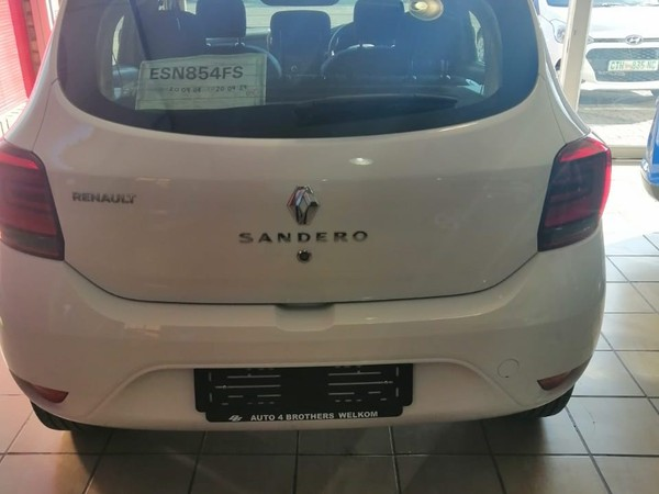 2020 Renault Sandero 900 T expression Northern Cape Kimberley_0