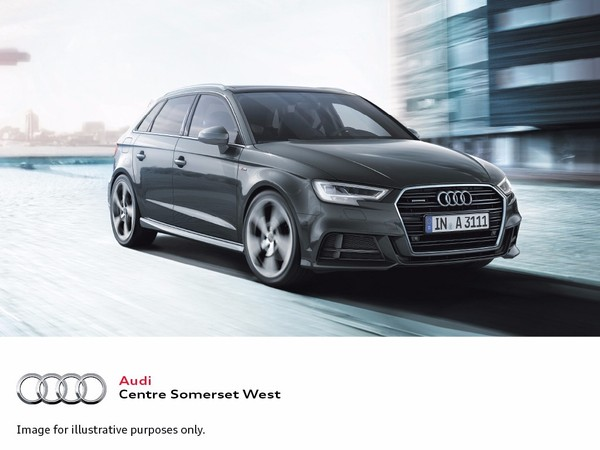 2020 Audi A3 1.0 TFSI STRONIC Western Cape Somerset West_0