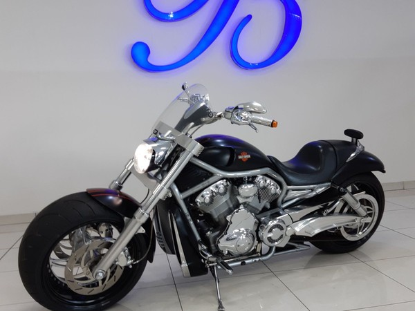 2004 Harley Davidson V  - Rod Western Cape Cape Town_0