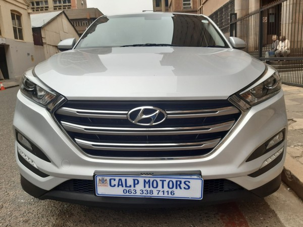 2017 Hyundai Tucson 2.0 Elite Auto Gauteng Marshalltown_0