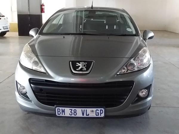 2013 Peugeot 207 1.6 Sport Ii Cc  Gauteng Johannesburg_0