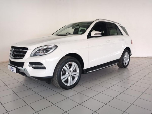 2013 Mercedes-Benz M-Class Ml 350 Bluetec  Gauteng Pretoria_0