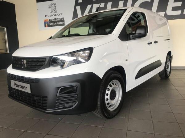 2021 Peugeot Partner 1.6 HDi LWB 66kW FC PV Gauteng Sandton_0