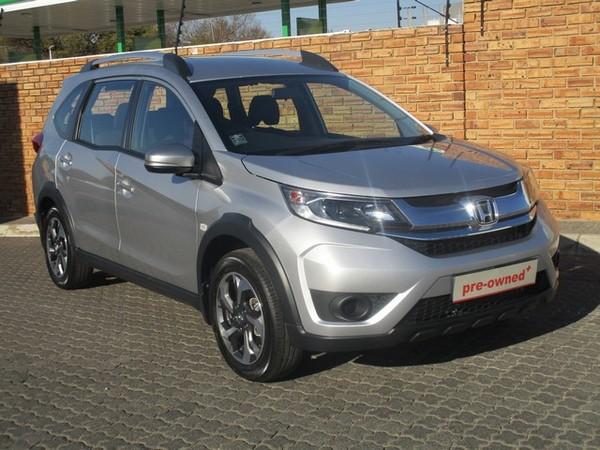 2020 Honda BR-V 1.5 Comfort CVT Gauteng Roodepoort_0