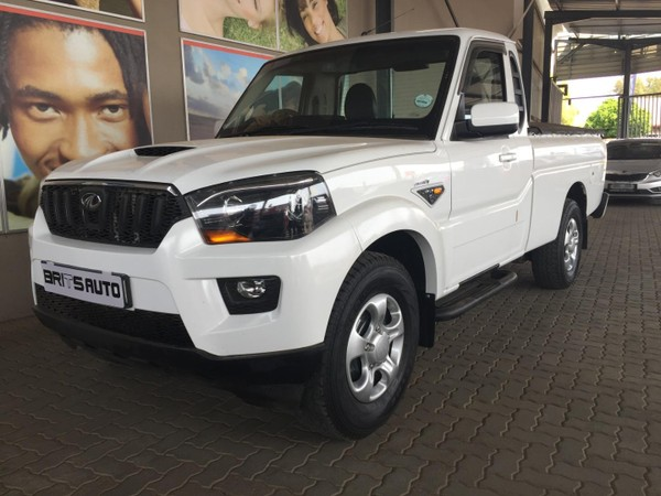 2018 Mahindra PIK UP 2.2 mHAWK S6 PU SC North West Province Brits_0