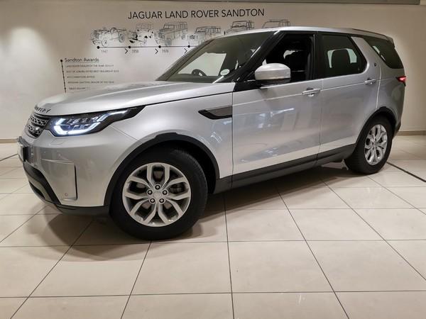 2018 Land Rover Discovery 3.0 TD6 SE Gauteng Rivonia_0