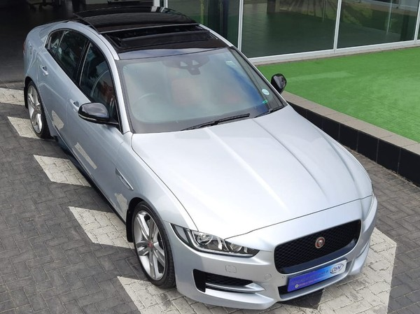 2017 Jaguar XE 2.0 R-Sport Auto Gauteng Midrand_0
