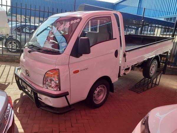 2012 Hyundai H100 Bakkie  2.5 D Gauteng Pretoria_0