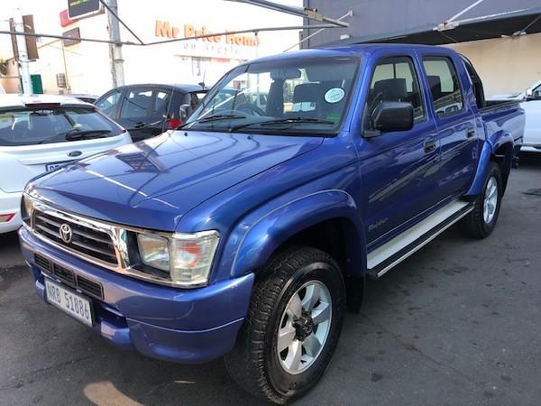 1999 Toyota Hilux 3000d Raider 4x4 Pu Dc  Kwazulu Natal Durban_0