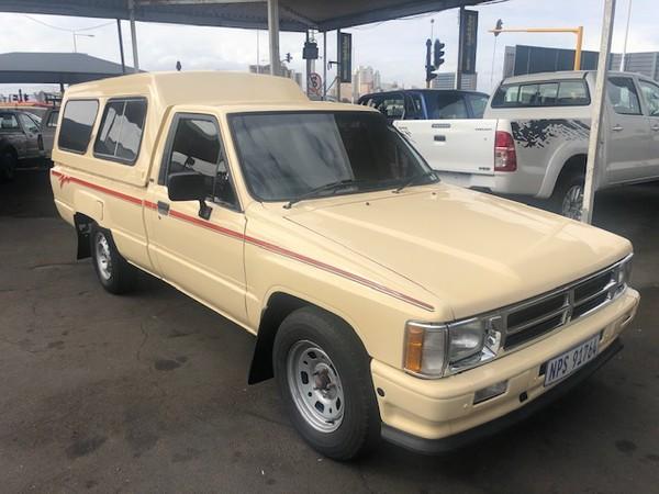 1987 Toyota Hilux 2400 Diesel Lwb Pu Sc  Kwazulu Natal Durban_0