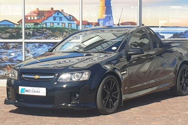 2009 Chevrolet Lumina Ss 6.0 Ute At Pu Sc  Eastern Cape Port Elizabeth_0