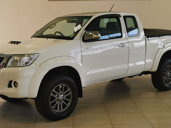 2014 Toyota Hilux 3.0d-4d Raider Xtra Cab 4x4 Pu Sc  Mpumalanga Lydenburg_0