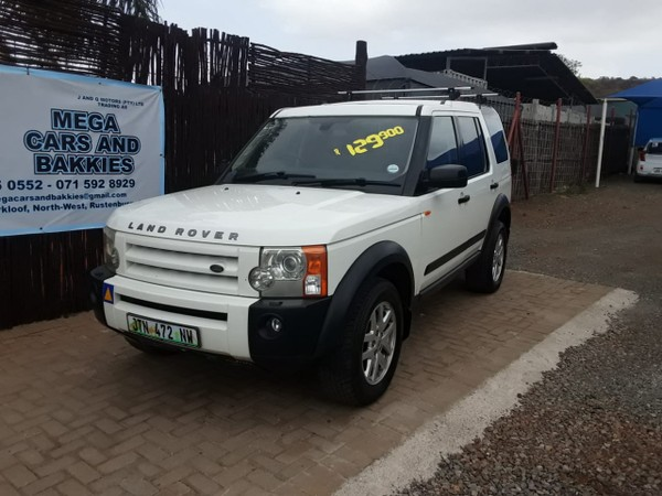 2007 Land Rover Discovery 3 Td V6 Se At  North West Province Rustenburg_0