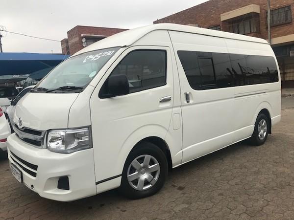 2012 Toyota Quantum 2.7 14 Seat  Gauteng Roodepoort_0