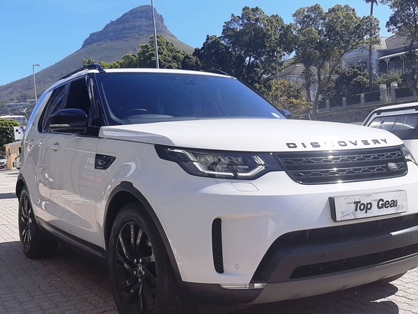 2017 Land Rover Discovery 3.0 TD6 SE Western Cape Cape Town_0