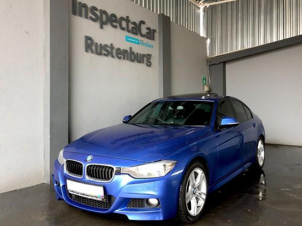 2014 BMW 3 Series 320d M Sport Line At f30  North West Province Rustenburg_0