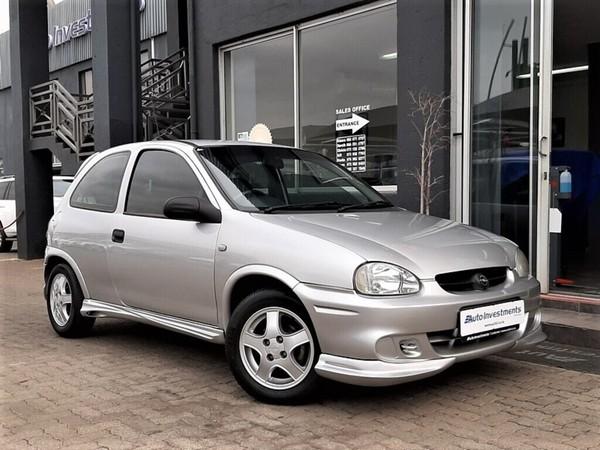 2008 Opel Corsa Lite Sport  Gauteng Centurion_0