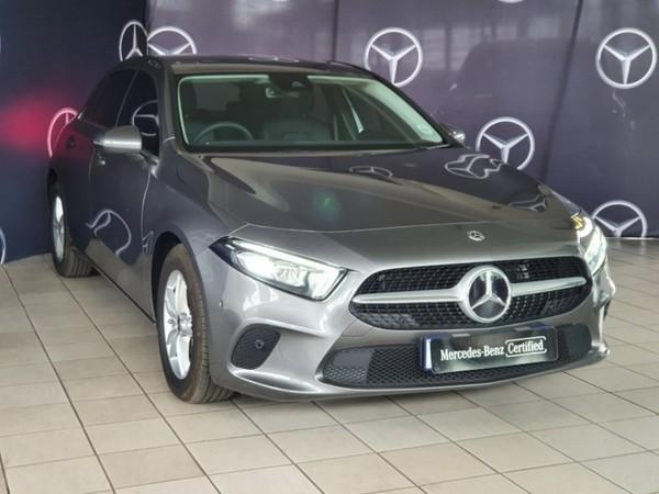 2020 Mercedes-Benz A-Class A 200d Auto Gauteng Sandton_0