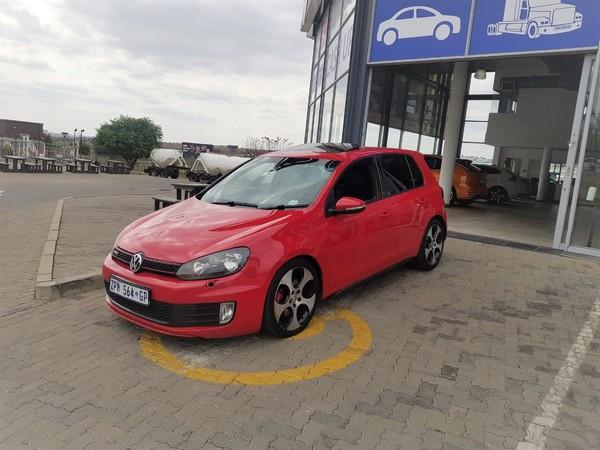 2010 Volkswagen Golf Vi Gti 2.0 Tsi  Gauteng Midrand_0