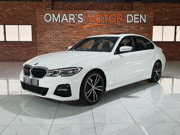 2020 BMW 3 Series 320i M Sport Launch Edition Auto G20 Mpumalanga Witbank_0