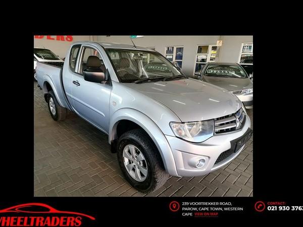 2012 Mitsubishi Triton 3.2 Di-d Club Cab 4x4 Pu Sc  Western Cape Parow_0