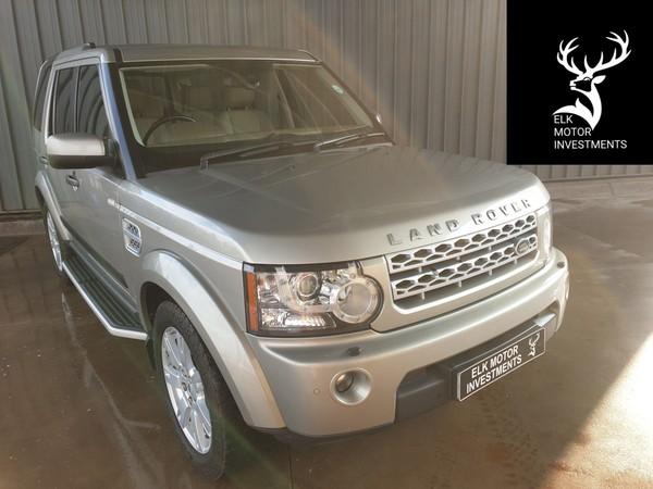 2011 Land Rover Discovery 4 3.0 Tdv6 Se  Mpumalanga Middelburg_0