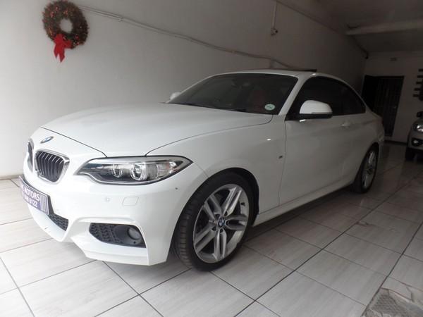 2014 BMW 2 Series 220i Modern Line Auto Gauteng Johannesburg_0