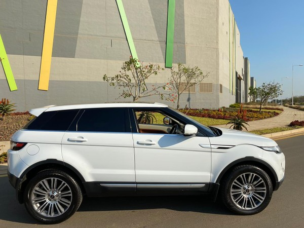 2011 Land Rover Evoque 2.2 Sd4 Dynamic  Gauteng Sandton_0