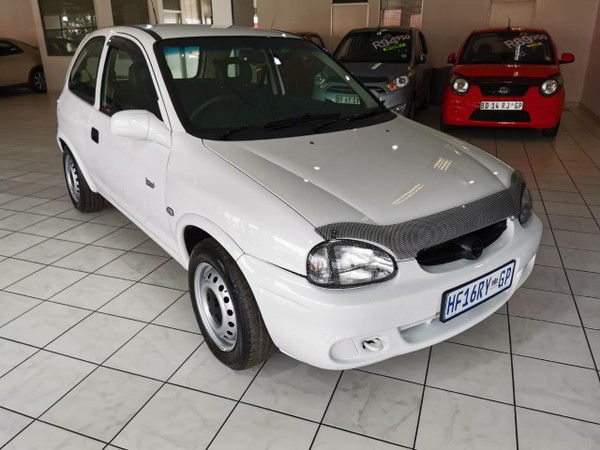 2004 Opel Corsa Lite Plus  Gauteng Edenvale_0