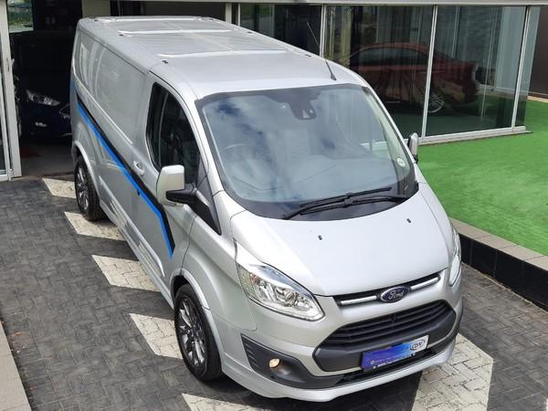 2016 Ford Transit Custom 2.2TDCi Sport 114KW FC Panel van Gauteng Midrand_0