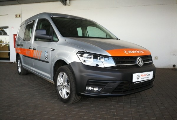 2019 Volkswagen Caddy MAXI Crewbus 2.0 TDi North West Province Klerksdorp_0