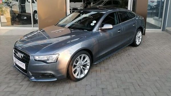 2015 Audi A5 1.8TFSI Multi Gauteng Randburg_0