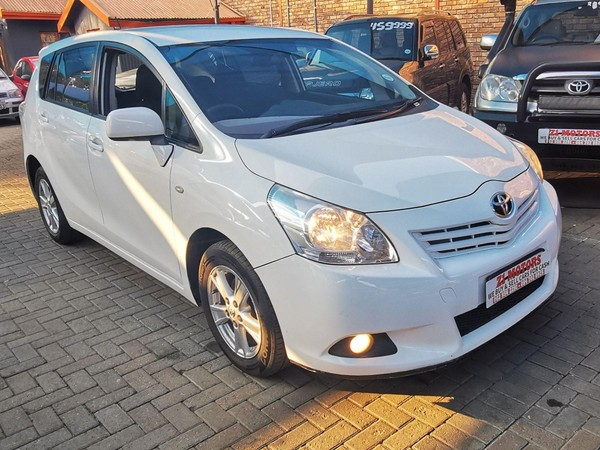 2010 Toyota Verso 1.8 Tx  North West Province Brits_0